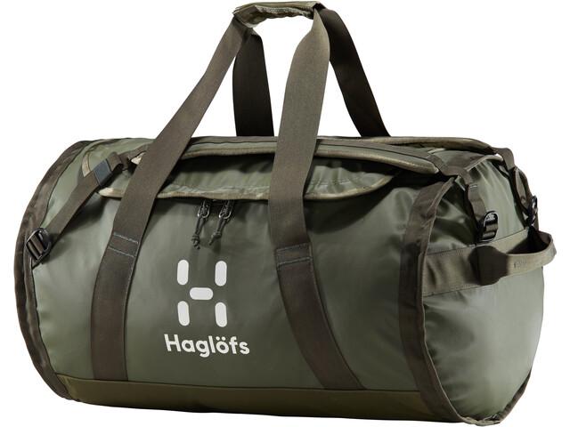 Haglöfs Lava 70 Duffel Bag, deep woods/rosin